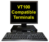 TAG VT100 Compatible Terminals